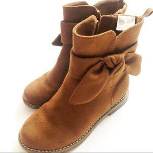 Gap Brown Suede Boots SZ 12